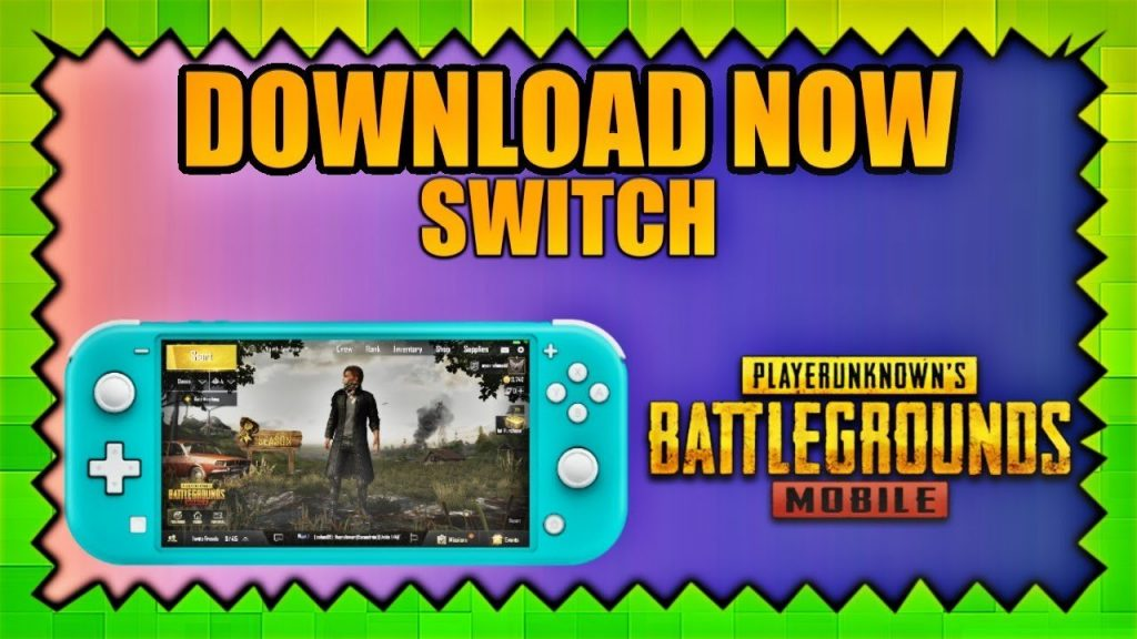 Knives Out Nintendo Switch PUBG MOBILE