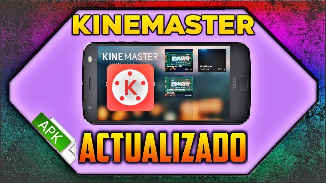 Kinemaster android ios ipados apk ejeag